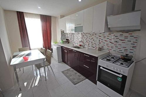 Квартира 2+1 в Махмутларе в 250 метрах от моря