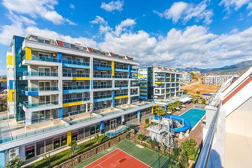 Апартаменты в эксклюзивном комплексе у моря Lory Queen Residence
