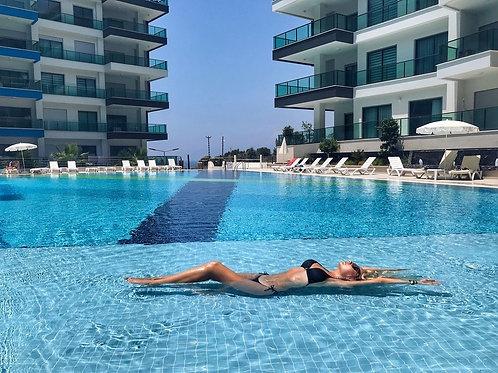 Роскошная концепция — Konak Seaside Resort (Каргыджак)
