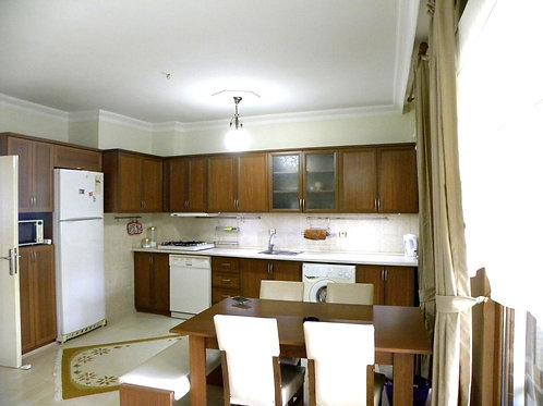 Меблированные апартаменты 2+1 в 300 м от моря (Оба)