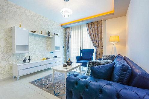 Роскошные апартаменты 2+1 в новом комплексе премиум-класса