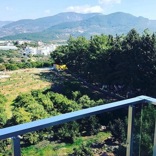 Новые апартаменты 1+1 и 2+1 в красивом месте, среди апельсиновых садов предгорья