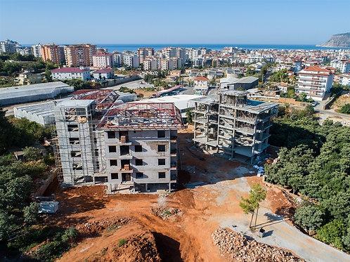 White Palace Residence — инвестиционный проект в Обе
