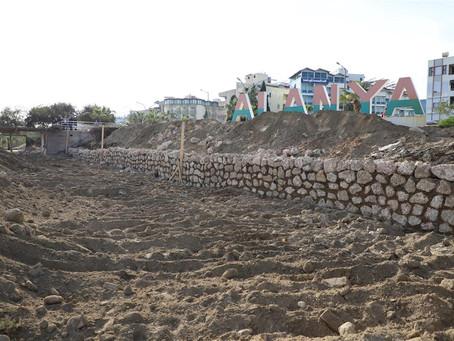 В Аланье расширяют общественное пространство набережных