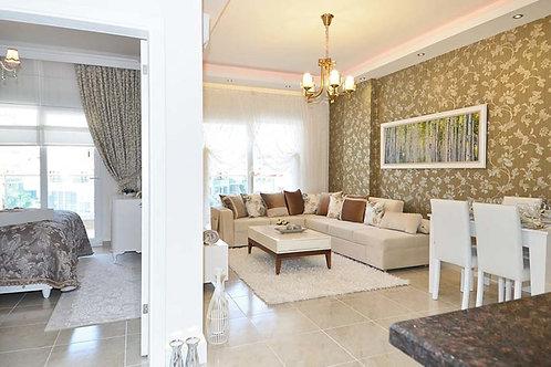 Роскошные апартаменты в комплексе Yekta plaza