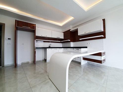 Стильные апартаменты 1+1, роскошный комплекс отельного типа