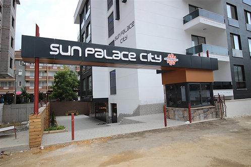 SUN PALACE CITY: ультрасовременный комплекс в центре Аланьи!