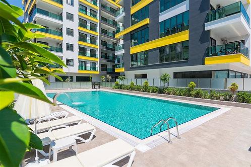 Konak city tower: новые апартаменты в центре Аланьи, премиум-класс