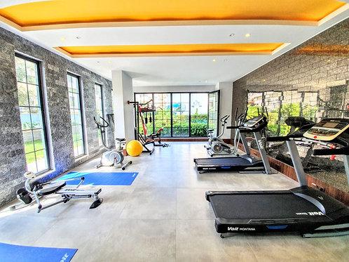 Квартиры в роскошном комплексе с инфраструктурой йоги, фитнеса и СПА