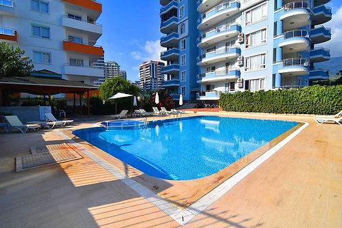 Просторные апартаменты 2+1 в Махмутларе с панорамным видом!