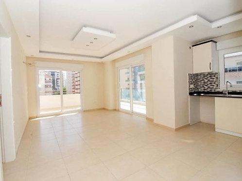 Просторные апартаменты 1+1 в комплексе с водяными горками (Махмутлар)