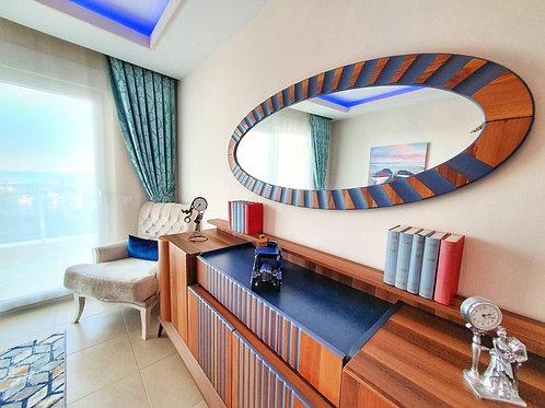 Новые апартаменты-люкс 1+1 (сауна, хамам, тренажёрный зал)