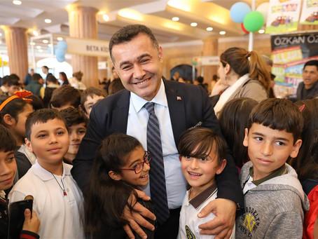 В Аланье стартует милейший детский фестиваль!