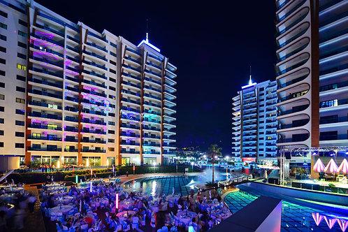 luxury-квартиры в AZURA park: 1+1, 2+1, 3+1, люкс и королевский люкс