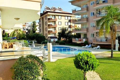 Красивые апартаменты в Обе: 2+1, огромные балконы, апельсиновый сад