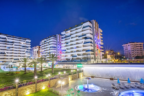 Стильные квартиры и пентхаусы в комплексе с инфраструктурой СПА-отеля