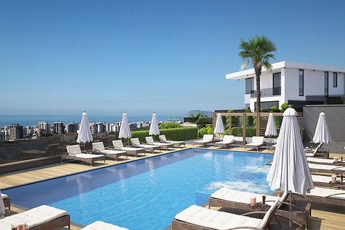 RICHMOND RESIDENCE: роскошные квартиры пентхаусы с видом на море