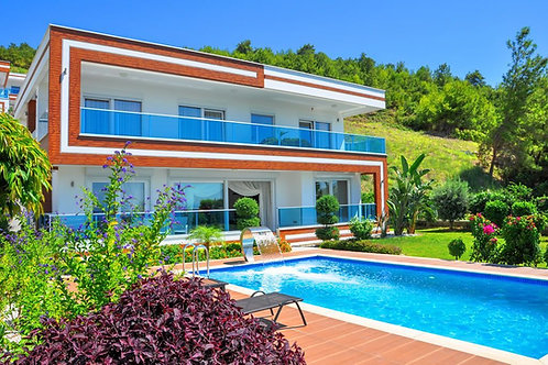 Granada Vip Villas - роскошные виллы 4+1 по эксклюзивным ценам