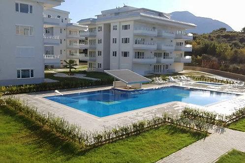 Новые трёхкомнатные квартиры-люкс (2+1) в Обе, комплекс в апельсиновом саду!