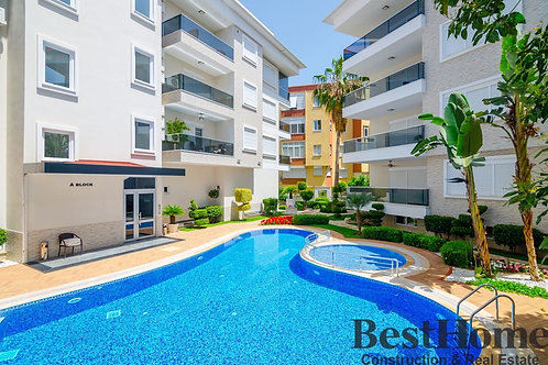 Новые апартаменты 2+1 элит-класса в центре Обы (BestHome)