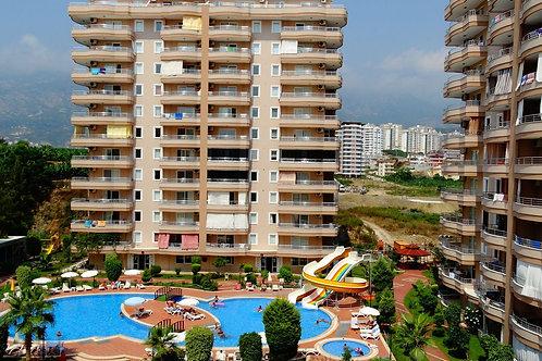Меблированные апартаменты  2+1 (Махмутлар)