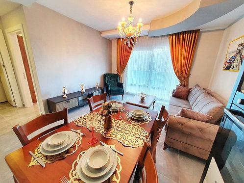 Новые апартаменты 1+1 с мебелью и техникой -- срочная продажа!