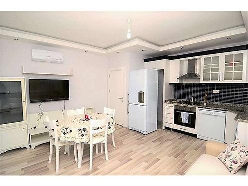 Симпатичные, меблированные апартаменты 1+1 в Обе (100 м до пляжа!)