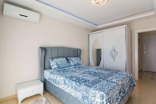 Новые апартаменты 1+1 в 50 м от пляжа (Каргыджак)