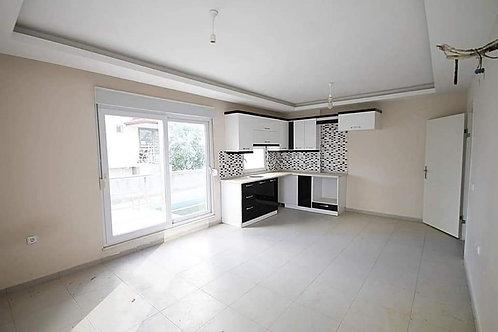 Новые апартаменты 1+1 (70 м2) в комплексе с бассейном (Махмутлар)
