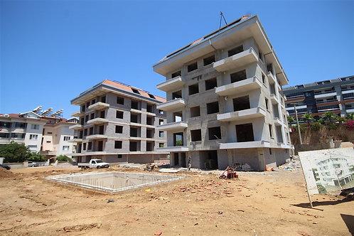 Строящиеся апартаменты-люкс в Обе: 2+1, рассрочка, осталась одна квартира!