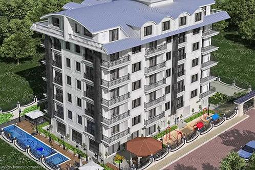 """Горячая продажа! Апартаменты 1+1 класса """"люкс"""" в Махмутларе"""