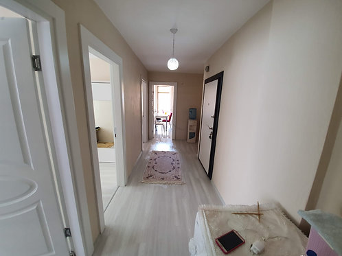 Бюджетная трёхкомнатная квартира с отдельной кухней (Махмутлар)