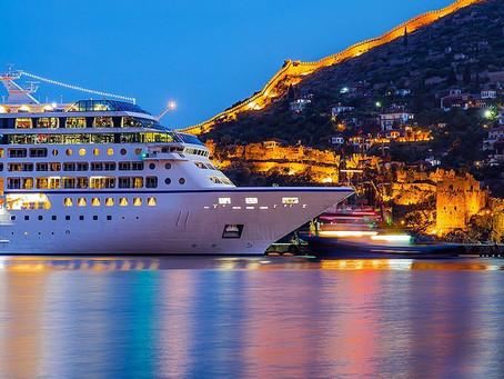 5 важнейших новостей круизного туризма Турции