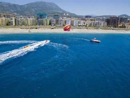 Квартиры на 1 линии моря в Турции (май 2021-го)