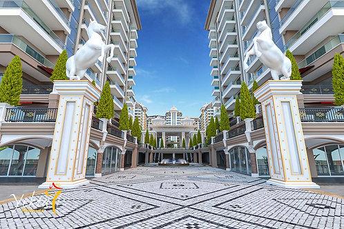 Роскошный комплекс премиум-класса Yekta Kingdom Trade Centre