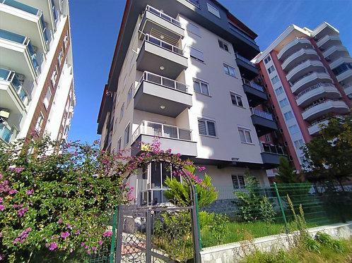 Меблированные апартаменты 1+1 в Махмутларе, малоэтажный комплекс
