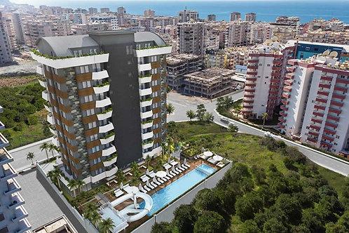 """White Sail Residence: новый жилой комплекс класса """"люкс"""" (Махмутлар)"""