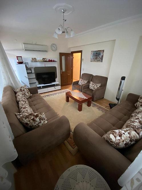 Квартира 3+1 с мебелью в Анталье по супер-цене!