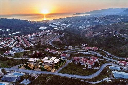 Участок земли под строительство 20200 м2 в Каргыджаке в 2 км от моря