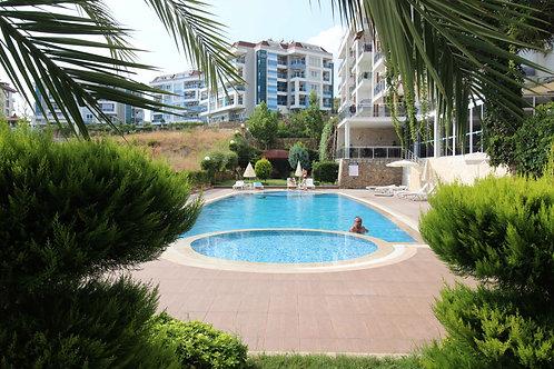 Новые апартаменты-люкс 1+1 в Кестеле с видом на море