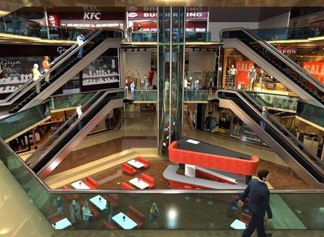 В Аланье достраивают новый, современный сити-молл рядом с аэропортом