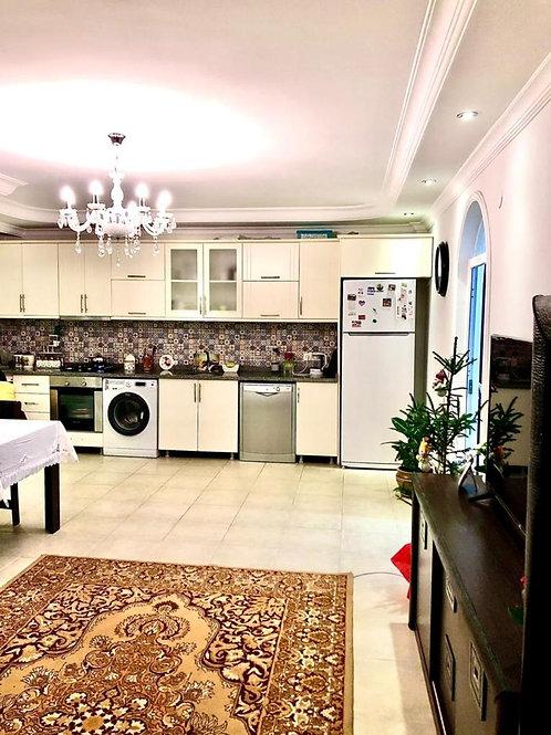 Апартаменты 2+1 в Toros 8 residense