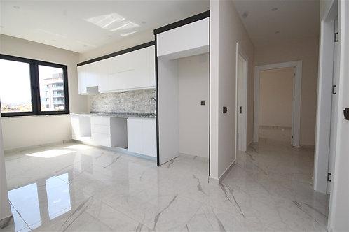 Новые апартаменты 2+1 премиум-класса в центре Аланьи