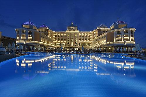 Пятизвёздочный СПА-отель роскошной концепции на 1 линии Средиземного моря