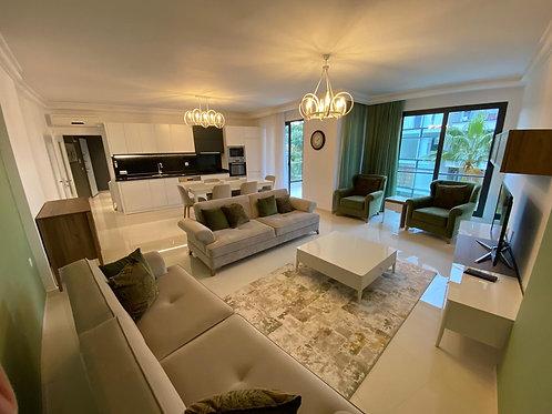 Меблированные Luxury-апартаменты 2+1 от собственника (Кестель)