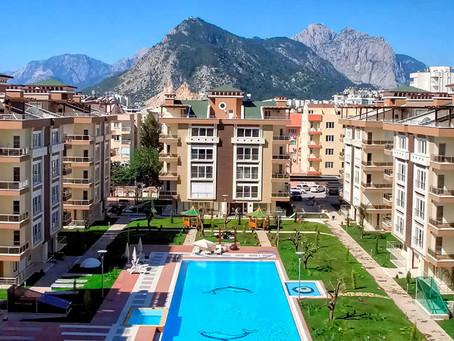 Зачем иностранцы покупают недвижимость в Турции?