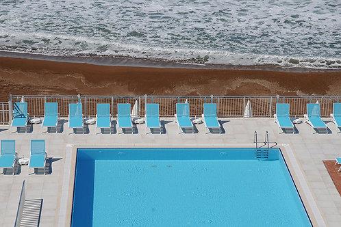 Пятизвёздочный отель на первой линии моря (ТОП-10 самых красивых отелей Турции)