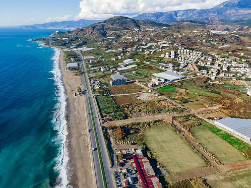 Квартиры на 1 линии Средиземного моря