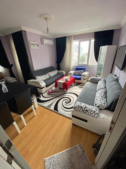 Меблированная квартира 2+1 с отдельной кухней по супер-цене!