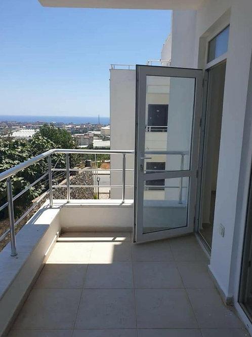 """Апартаменты класса """"люкс"""" 1+1, с балкона видно море!"""